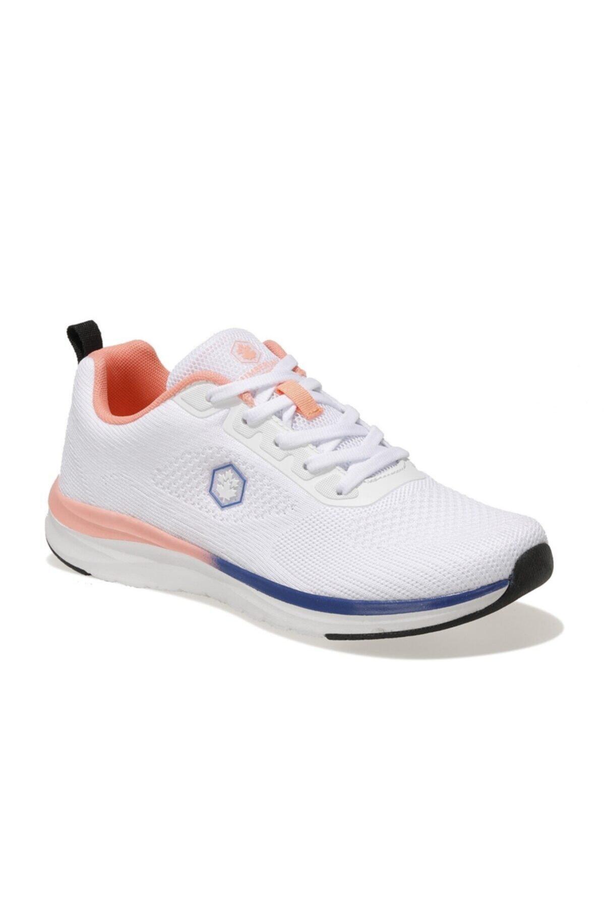 PETRA Beyaz Kadın Comfort Ayakkabı 100587224