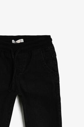 Koton Erkek Çocuk Siyah Jean 2