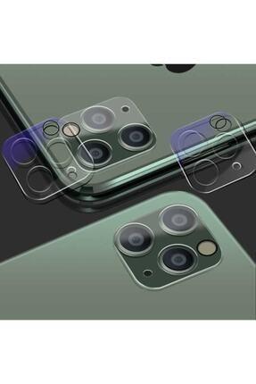 Ekoodukkan Apple Iphone 12 Pro Max Kamera Lens Koruyucu Cam Filmi 4