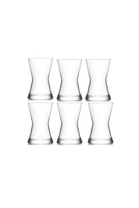 Lav Derin Çay Bardağı 6'lı 0