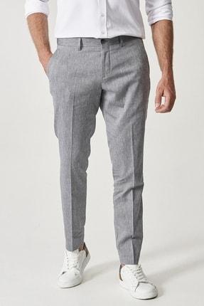 Altınyıldız Classics Erkek Lacivert Slim Fit Casual Pantolon 1