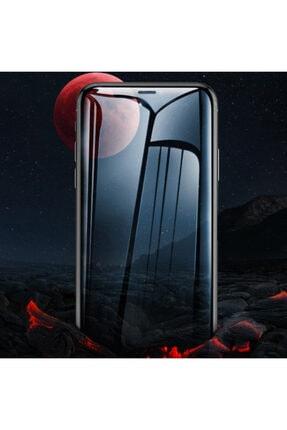Baseus Iphone 11 Pro- Xs-x 0,23mm Anti Spy Çerçeveli Tempered Cam Ekran Koruyucu 2