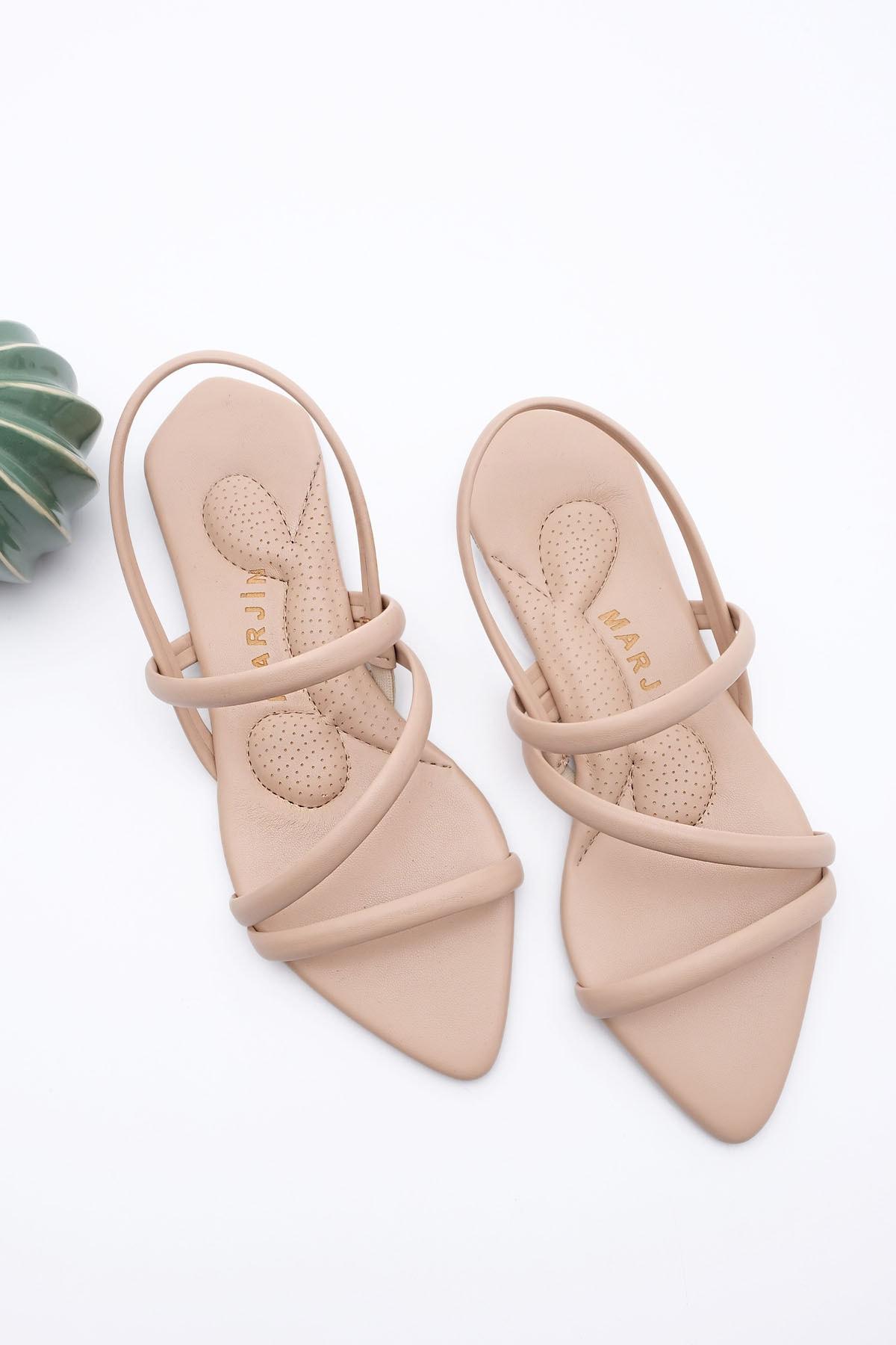Kadın Sandalet Vonlebej