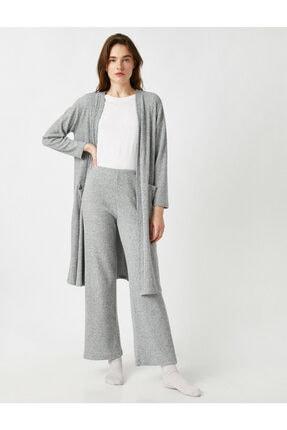 Koton Kadın Gri Pijama Takımı 1