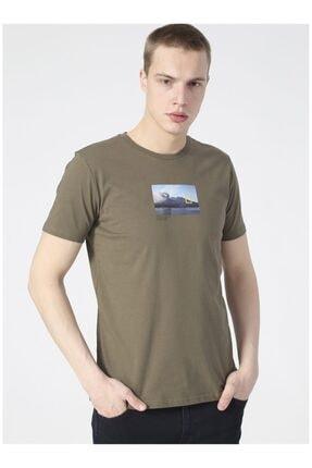 Picture of Erkek Haki  T-Shirt