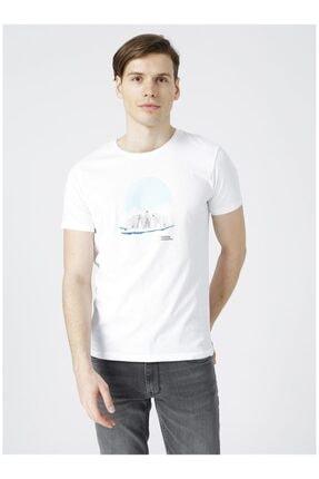 Picture of Erkek Beyaz Tişört