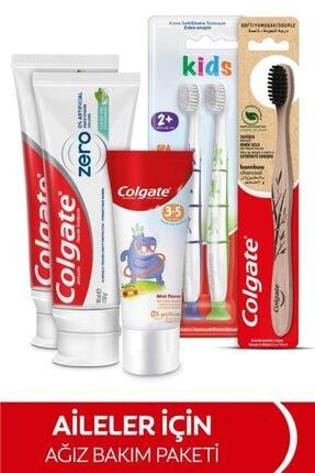 Diş Macunu,çocuk Diş Macunu,yumuşak Diş Fırçası,ekstra Yumuşak Çocuk Diş Fırçası+fırça Kabı 86935482770949