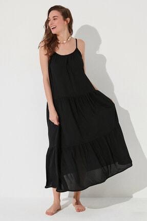 Penti Kadın Siyah Calista Elbise 1