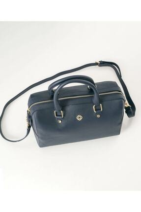 Aker Lacivert Bavul Çanta A191212 2