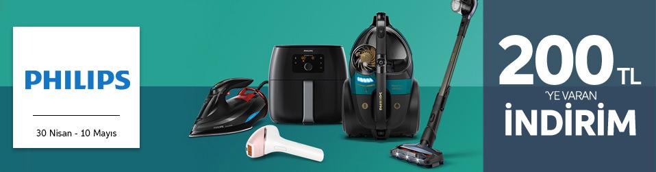 En Yeni Teknolojiler Philips'ten Fırsatlarla!