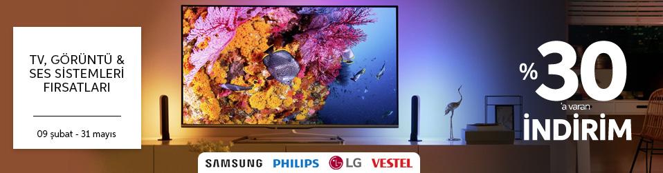 TV, Görüntü & Ses Sistemleri Fırsatları   Online Satış, Outlet, Store, İndirim, Online Alışveriş, Online Shop, Online Satış Mağazası