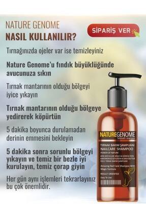 Nature Genome Tırnak Mantarı Giderici Şampuan 3