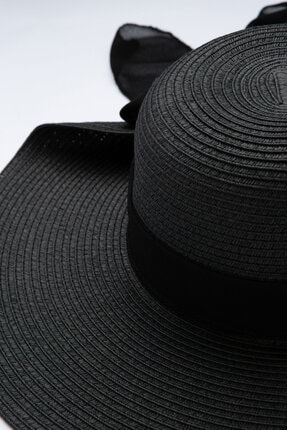 Penti Siyah Seventıes Şapka 2