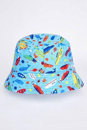 Penti Erkek Çocuk Mavi Şapka 0