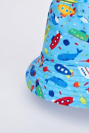 Penti Erkek Çocuk Mavi Şapka 1