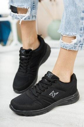 Riccon Siyah Siyah Unisex Sneaker 12020 1