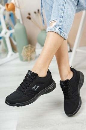 Riccon Siyah Siyah Unisex Sneaker 12020 4