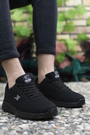 Riccon Unisex Siyah Siyah Sneaker 0012065 2