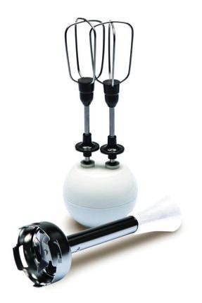 TEFAL Beyaz Easyblend El Blender Seti 1000w 0.7 Litre 1