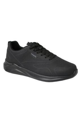 Kinetix ADMES M Siyah Erkek Sneaker Ayakkabı 100536980 0