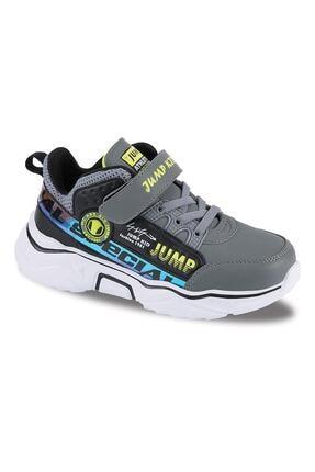 Jump Erkek Çocuk Yeşil Spor Ayakkabı 0