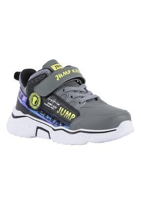 Jump Erkek Çocuk Yeşil Spor Ayakkabı 1