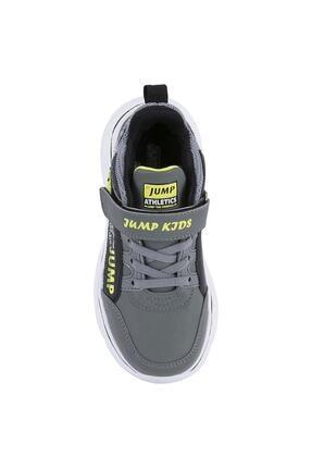 Jump Erkek Çocuk Yeşil Spor Ayakkabı 2