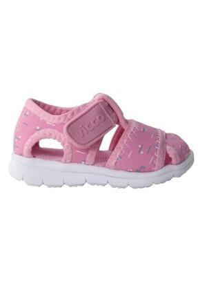 Vicco 332.E20Y.306 Pembe Kız Çocuk Sandalet 100578977 3