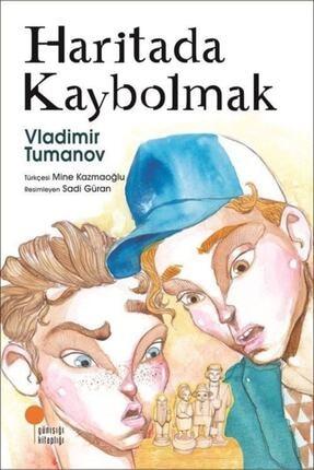 Günışığı Kitaplığı Haritada Kaybolmak Vladimir Tumanov 0