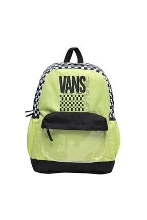 تصویر از 0a3pbıtcy1-r Sporty Realm Plus Backpack Kadın Sırt Çantası Sarı