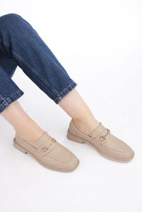 Marjin Kadın Loafer Ayakkabı Racesbej 3