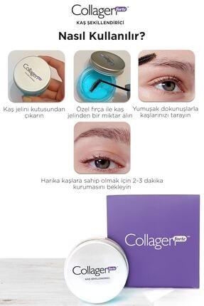 Collagen Forte Kaş Şekillendirici Wax 50 ml 3