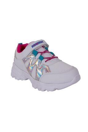 Kinetix WAVES MESH 1FX Beyaz Kız Çocuk Yürüyüş Ayakkabısı 100584429 0