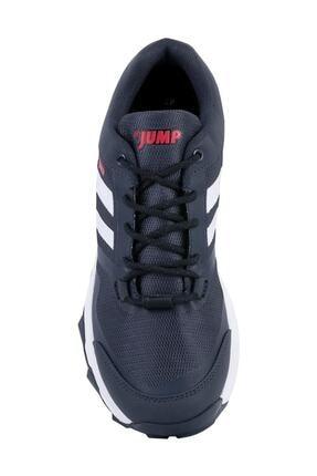 Jump 24904 Lacivert Bağcıklı Erkek Sneaker Ayakkabı 2