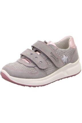 Kız Süet-tekstil Spor Ayakkabısı resmi
