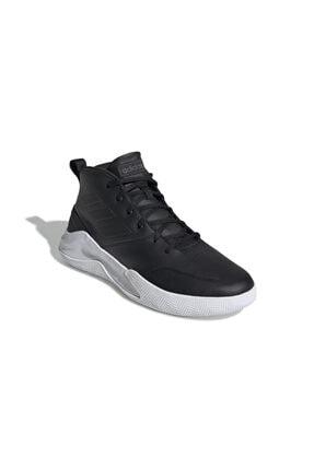 adidas OWNTHEGAME Siyah Erkek Basketbol Ayakkabısı 101069037 2