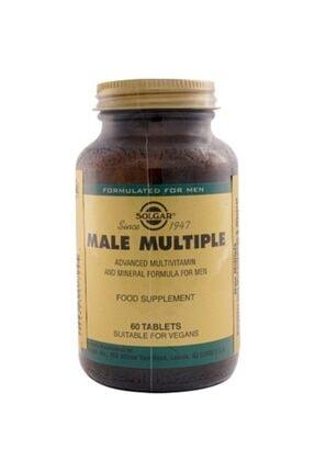 Solgar Male Multiple 60 Tablet 0