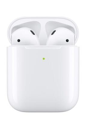hotkey Beyaz Airpods 2.nesil Iphone-android Uyumlu Bluetooth Kulaklık 0