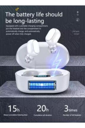 NETAPLUS Bluetooth Ipx 7 Powerbanklı 5.0 Super Series Suya Dayanıklı Çift Mikrofonlu-kablosuz-kulaklık 3