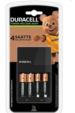 Duracell Cef 14 Pilli Şarj Cihazı Ve Şarj Edilebilir 4 Adet 750 Mah Aaa Ve 4 Adet 1300 Mah Aa Paketi 1