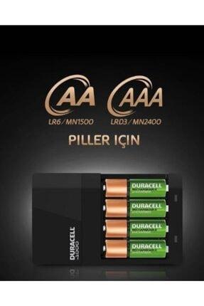 Duracell Cef 14 Pilli Şarj Cihazı Ve Şarj Edilebilir 4 Adet 750 Mah Aaa Ve 4 Adet 1300 Mah Aa Paketi 4
