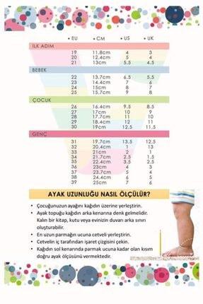 Vicco Saks Mavi Anatomik Işıklı Ayakkabı 313.b21y.105 1