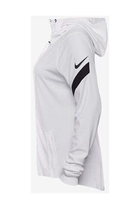 Nike Kadın Spor Sweatshirt - Dri-Fit Strike - CW6098-100 1