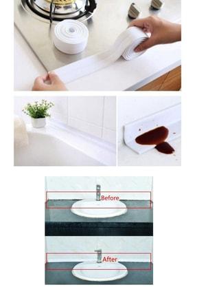 İtal Su Sızdırmaz Bant Mutfak Lavabo Pencere Duvar Bandı 3.2 M 4