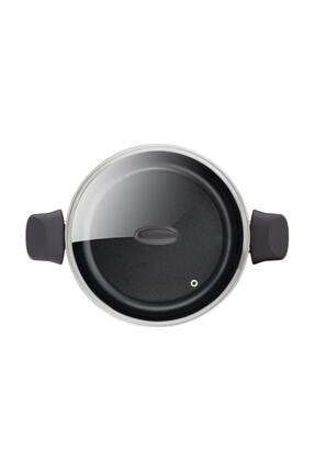 TEFAL Titanium Elegance 24 cm Derin Tencere 2