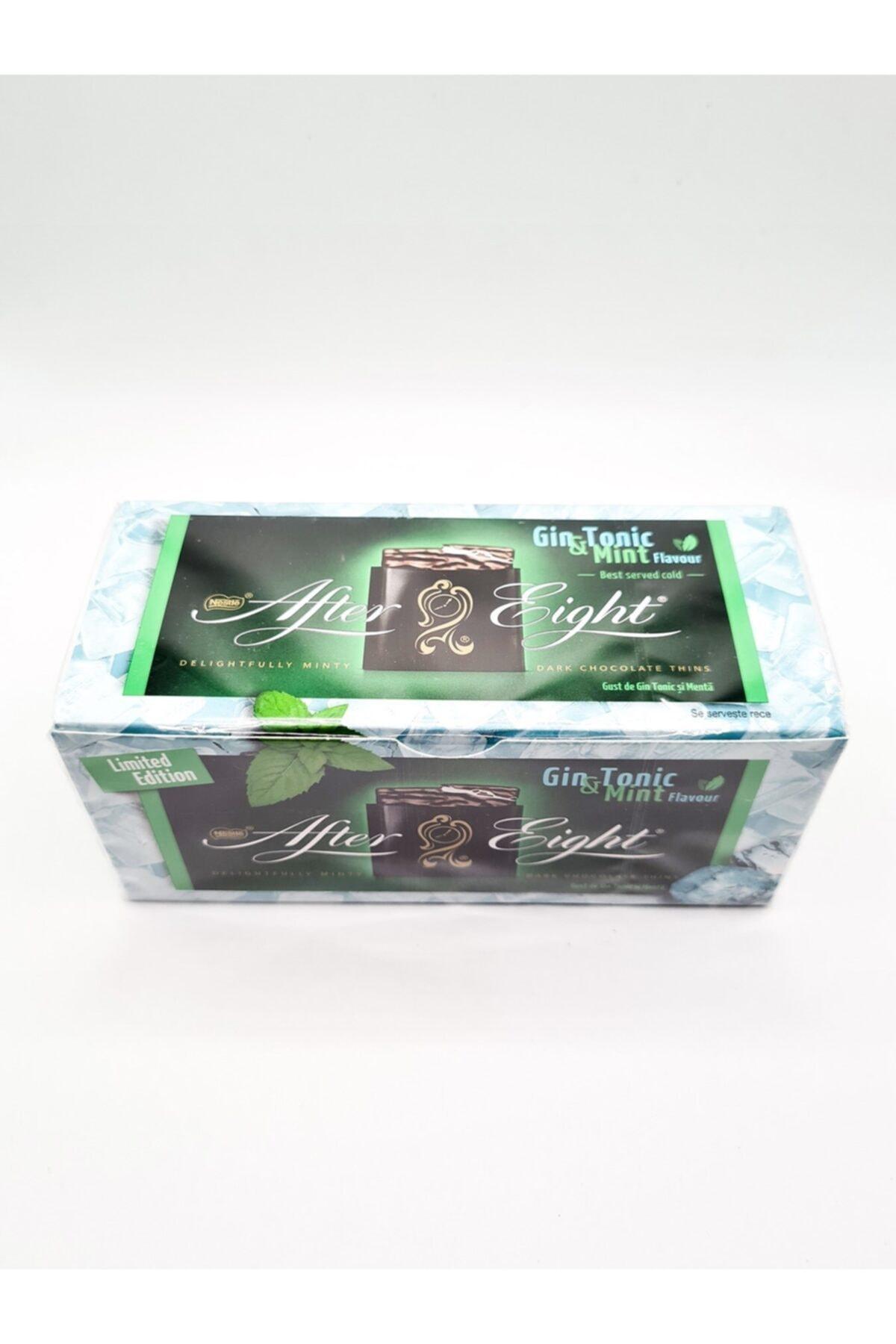 After Eight Gin Tonic Mint Flavour Nane Aromalı Çikolata 200g