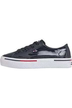 Tommy Hilfiger Striped Flatform Sneaker 0
