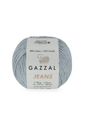 Gazzal Jeans Amigurumi Ipi 50 Gr El Örgü Ipi Pamuk + Akrilik 1110 Örgü Ipi 2