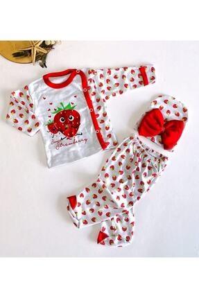 Babycan Baybcan Kendınden Eldivenli 3 Lü Bebek Takım 0