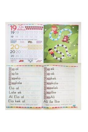 Ya-Pa Yayınları 5 - 6 Yaş - 20 Kitap Okul Öncesi Karma Eğitim Seti 350 Sayfa 1